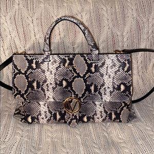 NWT Valentino snakeskin bag